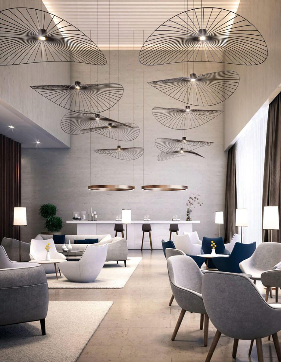 Hotel Visualisierung in Dubai Graphex Render Visualisierung