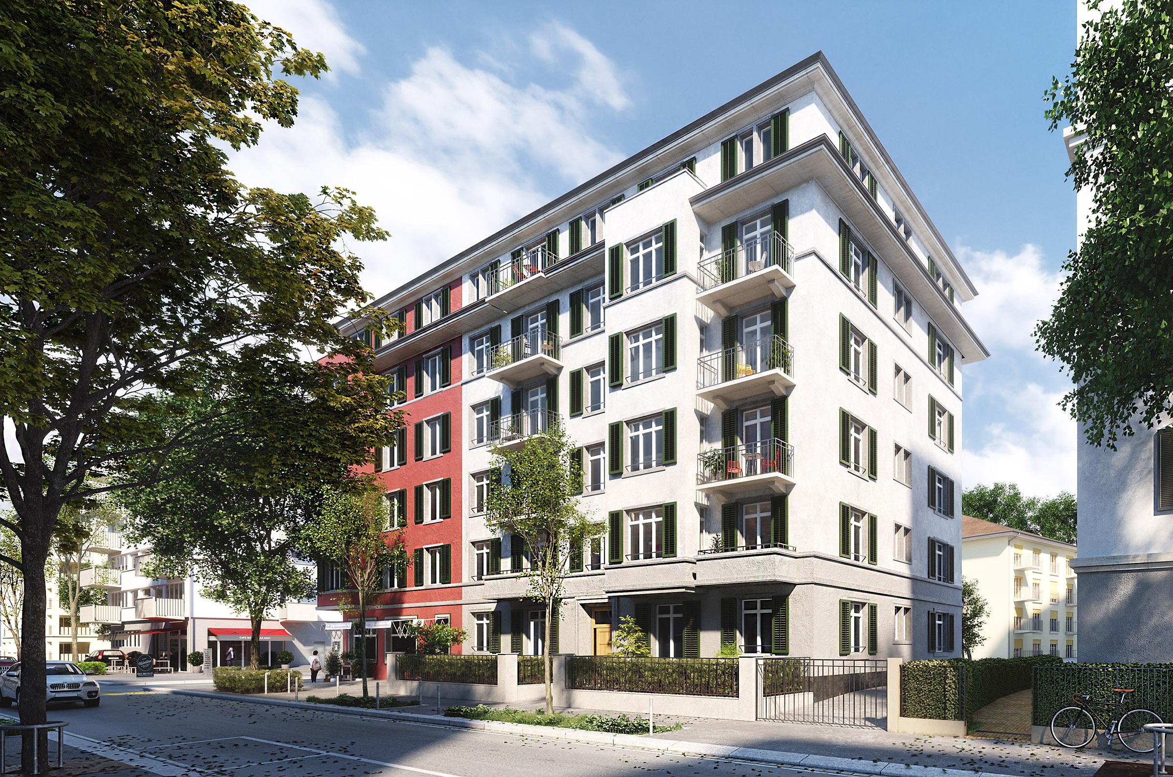 3d-architektur-Visualisierung-Zuerich-Seefeld
